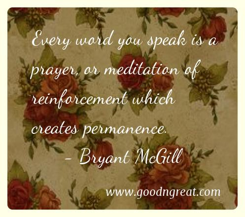 Prayer GoodNGreat Quotes Bryant McGill
