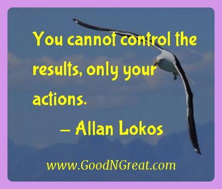 Allan Lokos Karma Quotes 1