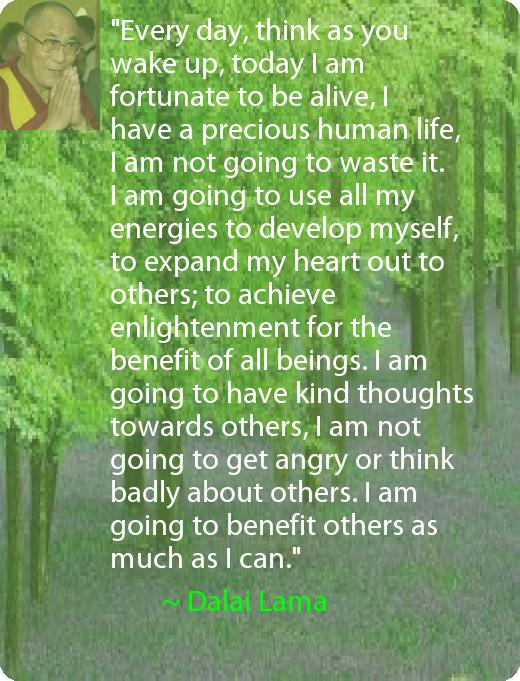 Image result for Dalai Lama Precious Human Life