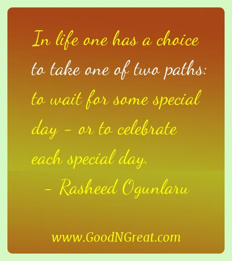 Rasheed Ogunlaru Gratitude Quotes