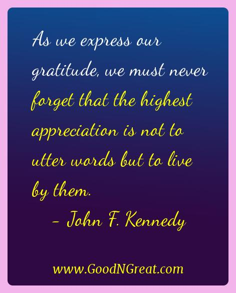 21 BEST GRATITUDE QUOTES - Good and Great