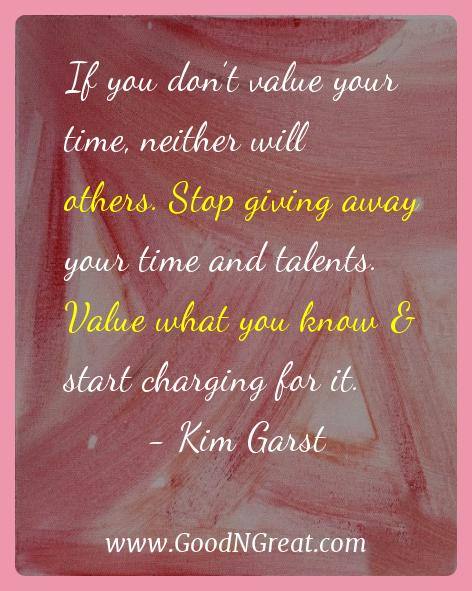 Kim Garst Success Quotes