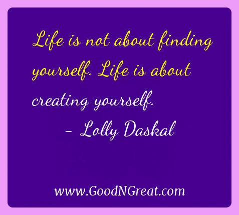 Lolly Daskal Success Quotes