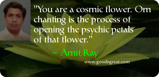 Quote by Amit Ray