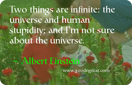 Quote by Albert Einstein