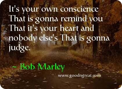 Quote by Bob Marley