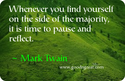 Quote by Mark Twain