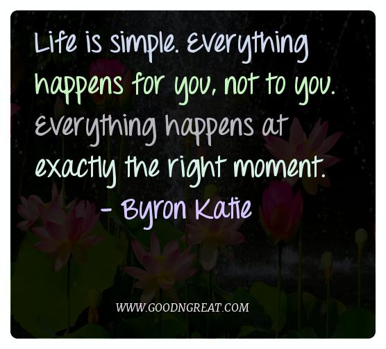 Meditation Quotes Byron Katie