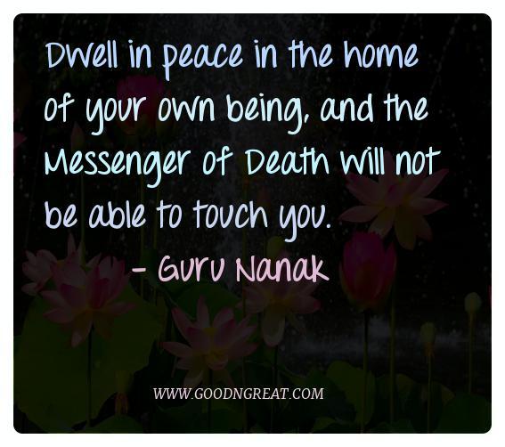 Meditation Quotes Guru Nanak