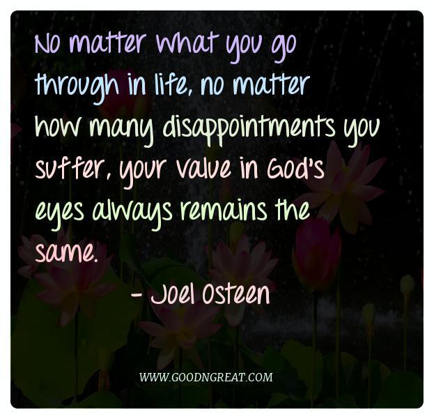 Meditation Quotes Joel Osteen