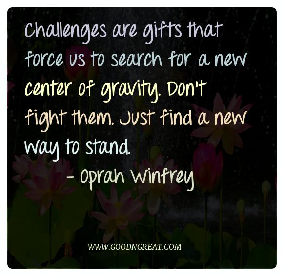 Meditation Quotes Oprah Winfrey