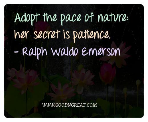 Meditation Quotes Ralph Waldo Emerson