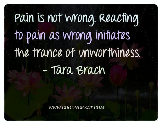 Meditation Quotes Tara Brach