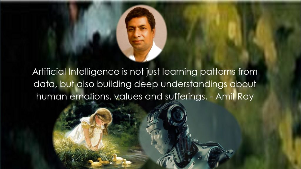 Artificial Intelligence Vision 2020 Amit Ray Quotes