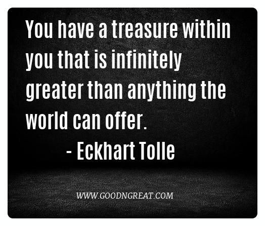 Inspirational Quotes Eckhart Tolle