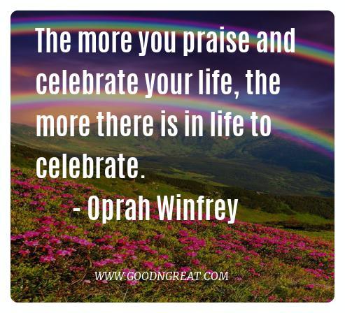 Inspirational Quotes Oprah Winfrey