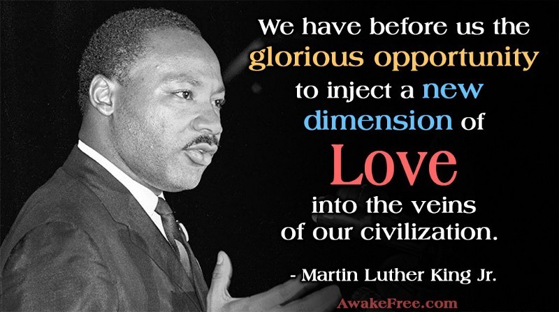A Tribute to Martin Luther King Jr. - MLK Day 2020
