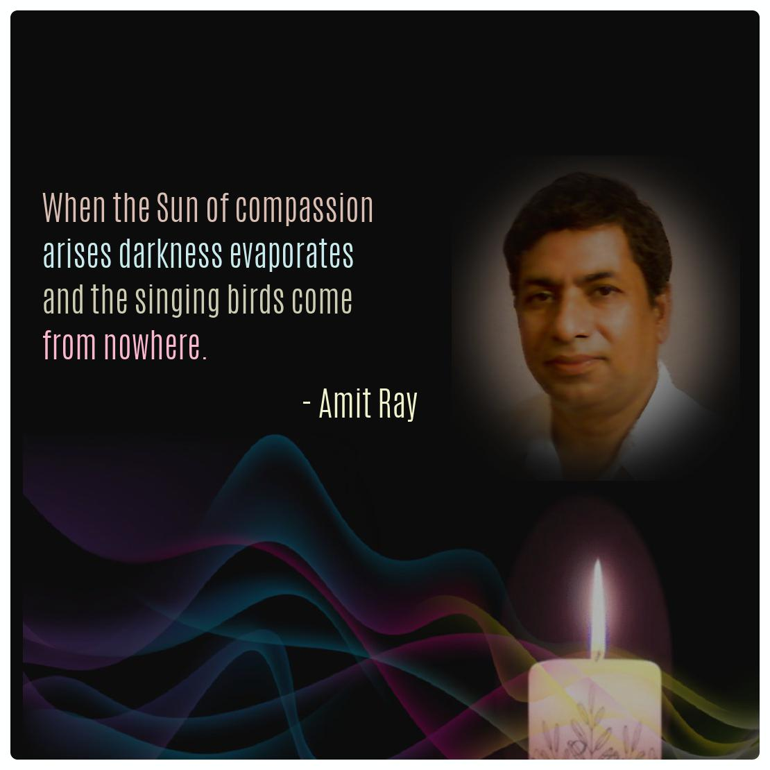 Compassion Light of the Soul Amit Ray