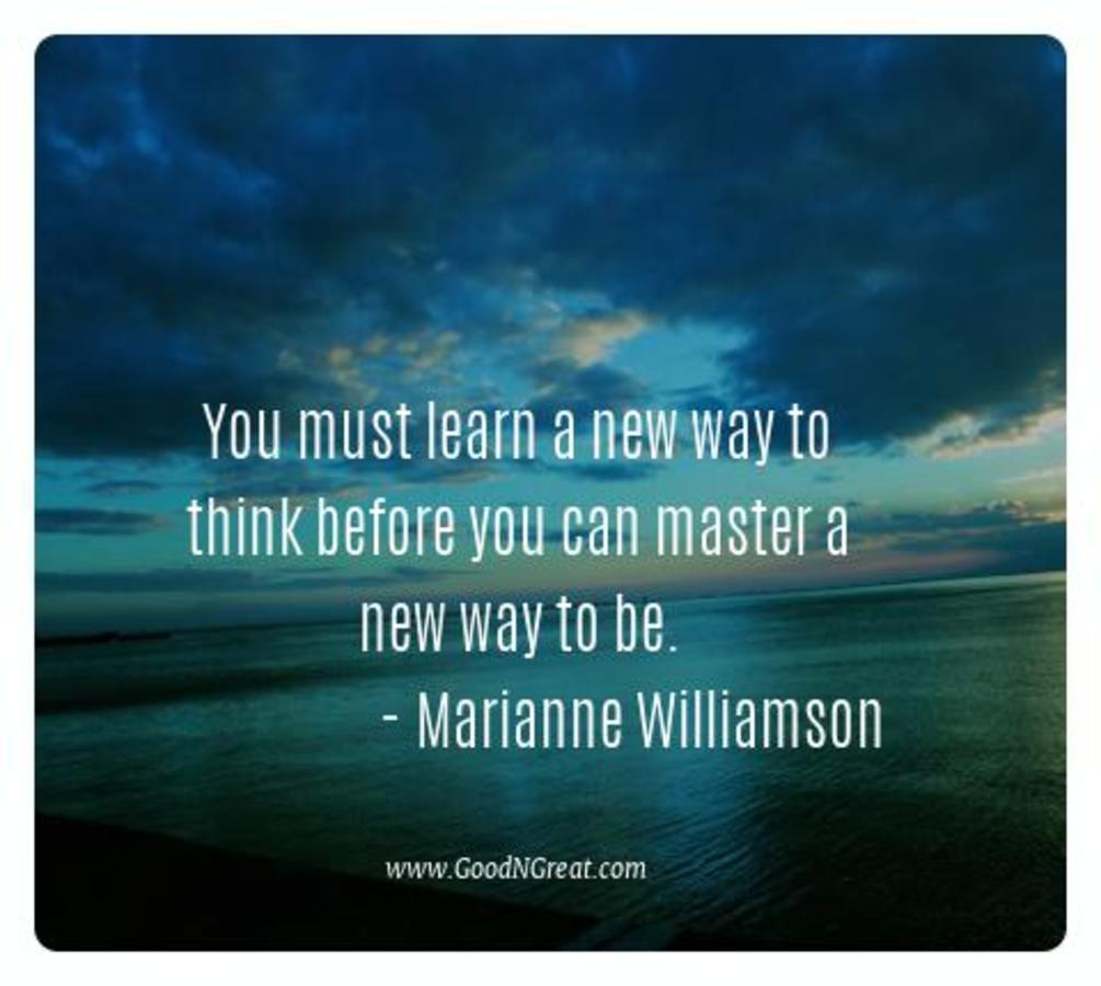 Inspirational Quotes Marianne Williamson