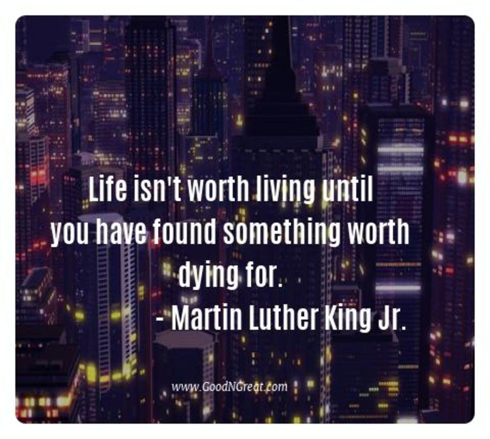 Inspirational Quotes Martin Luther King Jr.