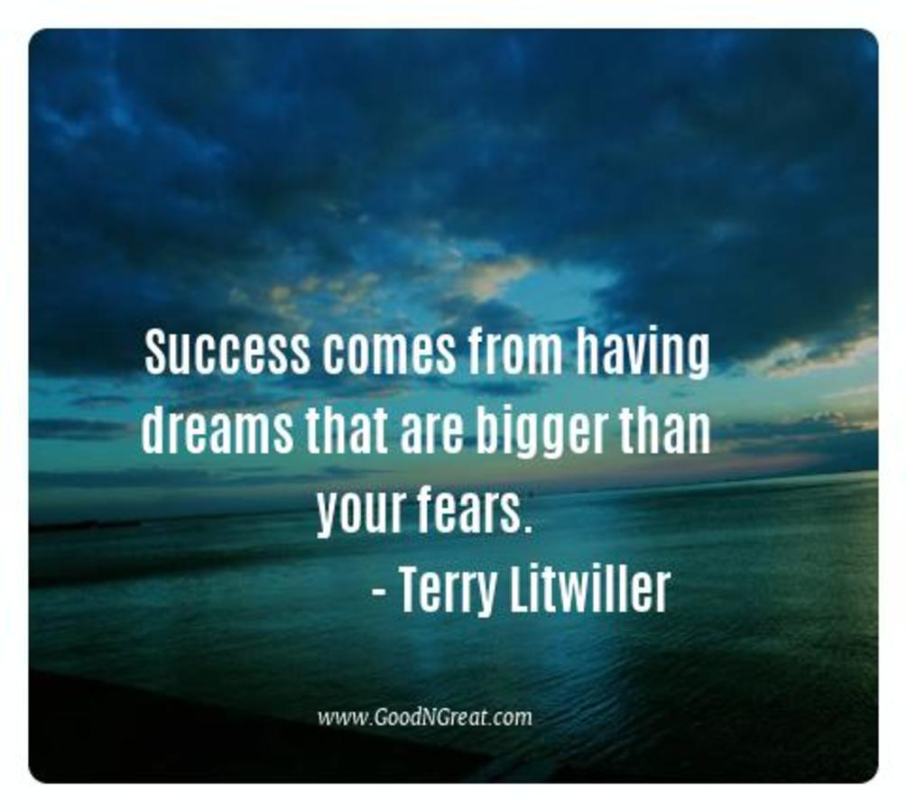 Inspirational Quotes Terry Litwiller