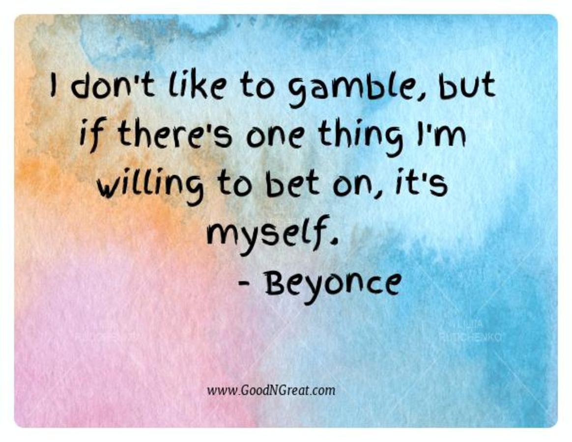 Motivational Quotes Beyonce