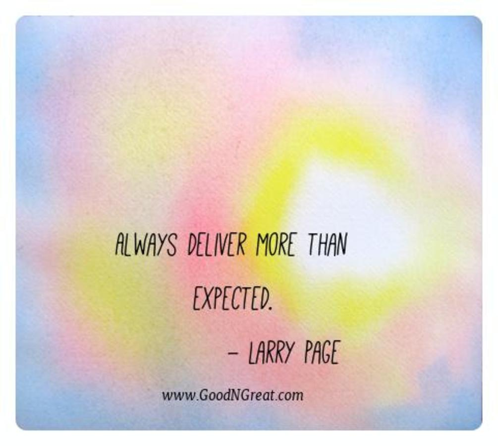 Motivational Quotes Larry Page