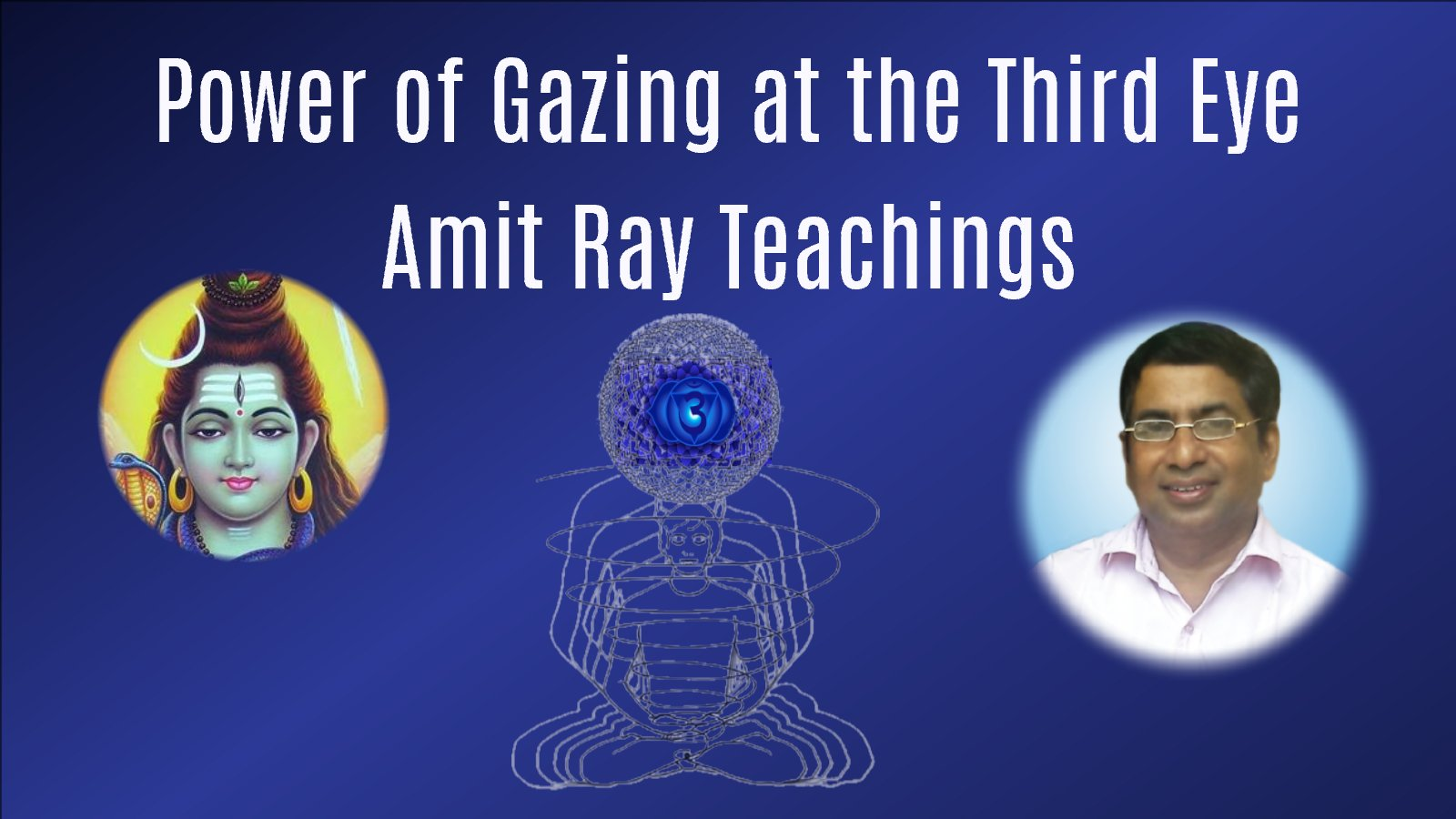 Awakening the Third Eye Amit Ray Teachings