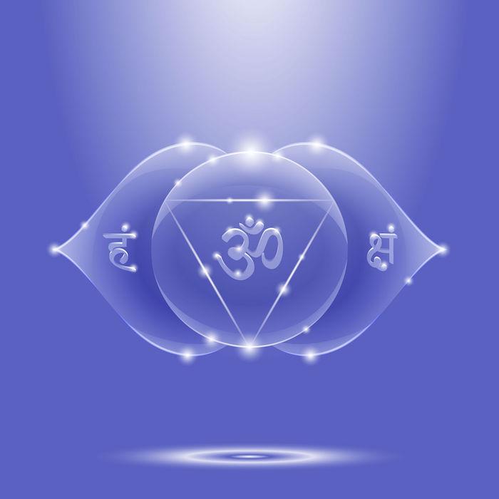 Third Eye Chakra and creativity