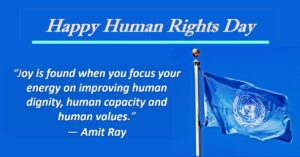 Human Rights Day 2020: Inspirational Quotes and Significance