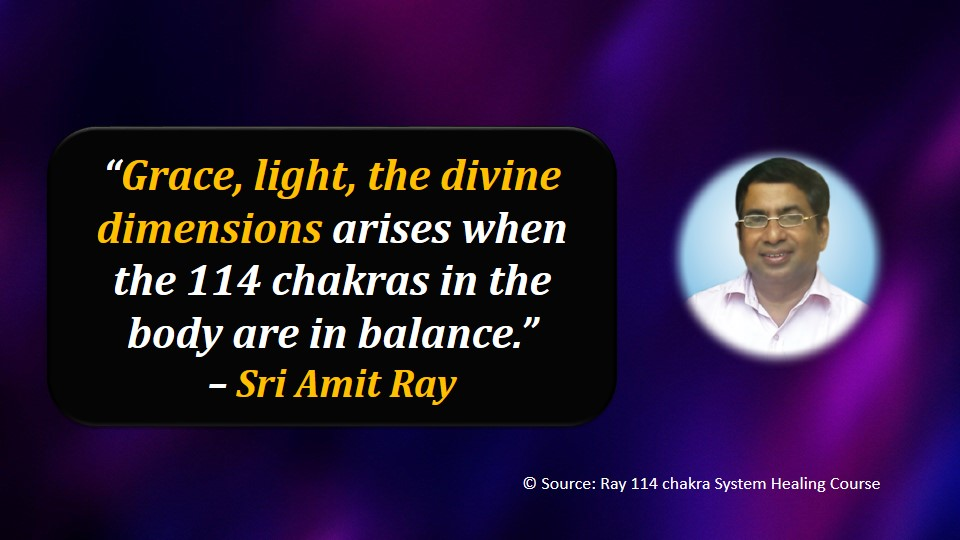 112 Chakras: The Mystical Dimensions in Human Body