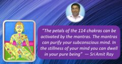 7 Chakras Beej Mantras for Mediation and Balancing